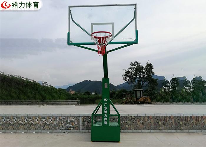 广州篮球架多少钱一个