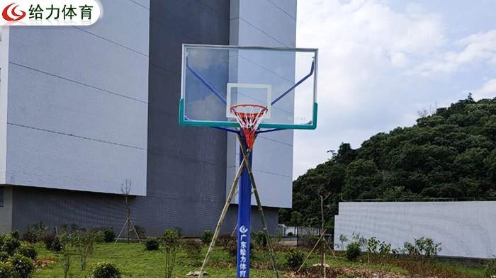 固定篮球架价钱