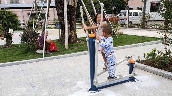 广州室外健身器材厂家