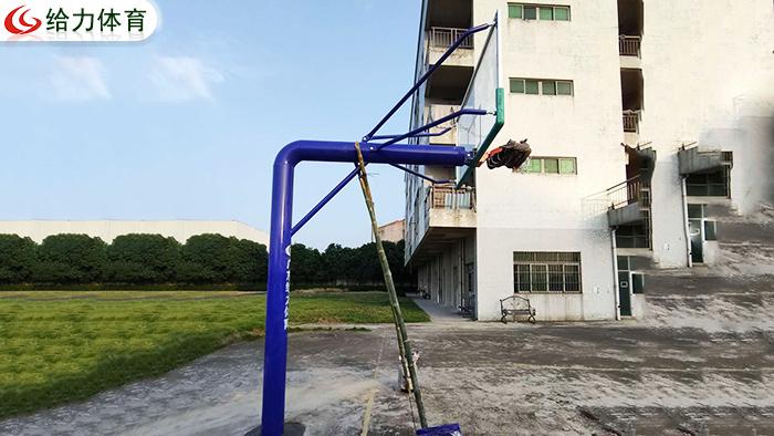 东莞固定篮球架
