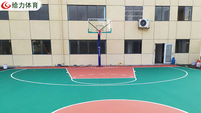 东莞学校篮球架