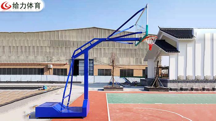 珠海移动篮球架