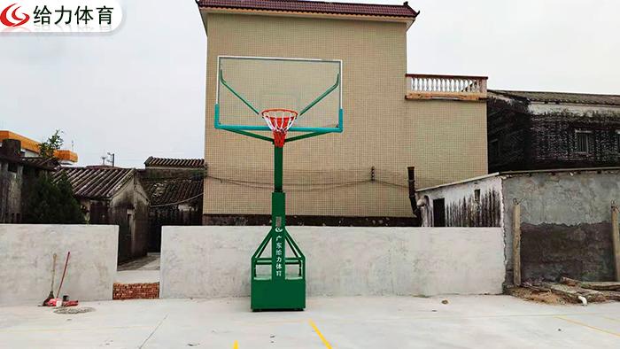海南可移动篮球架价格