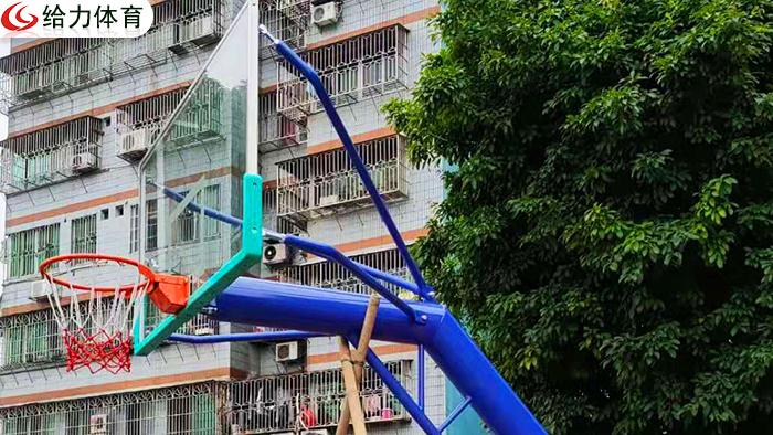 海南室外篮球架