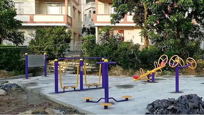 健身路径 健身器材