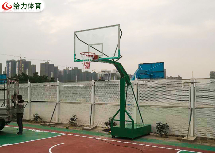 移动篮球架价格