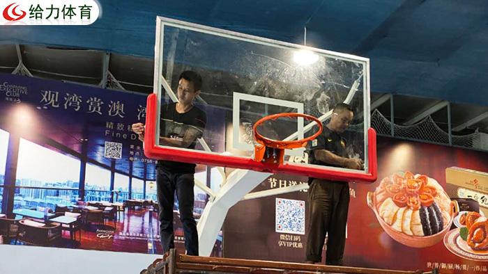 中山篮球架哪里有