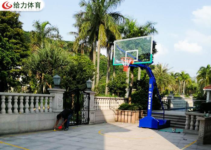 哪里有篮球架卖