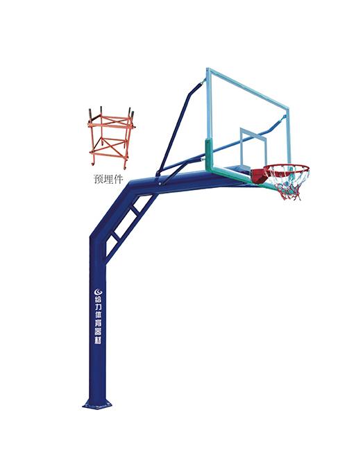 烤漆篮球架