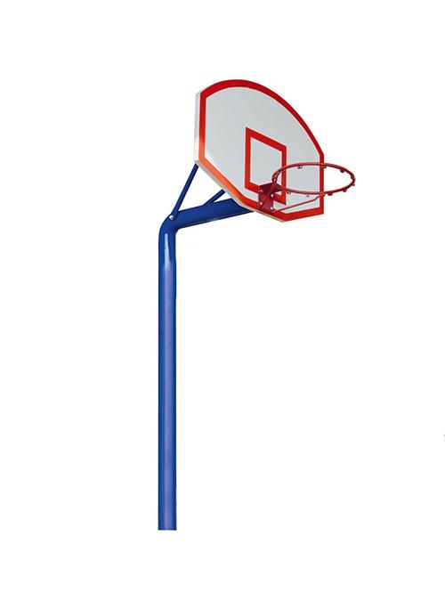 小区固定篮球架