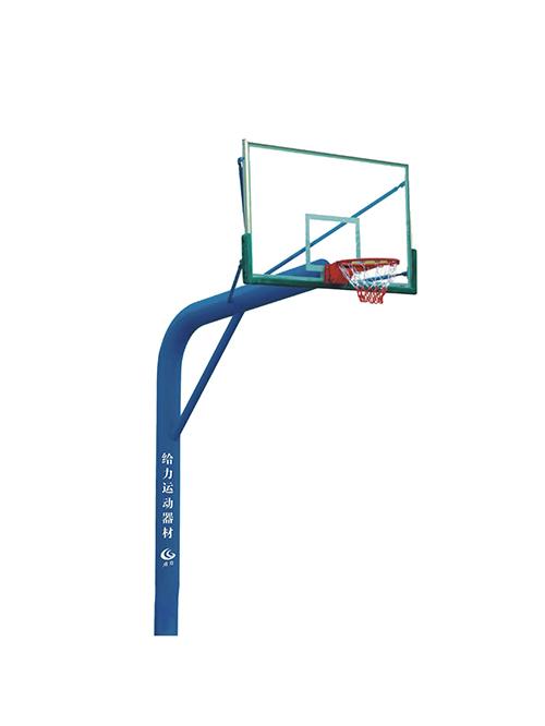 学校固定篮球架