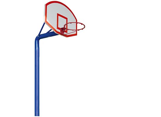 锥形篮球架