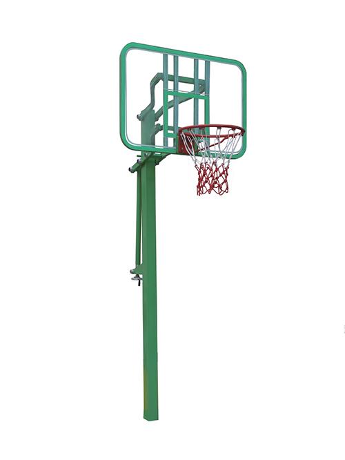 可调高度篮球架
