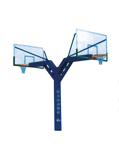 户外海燕式篮球架