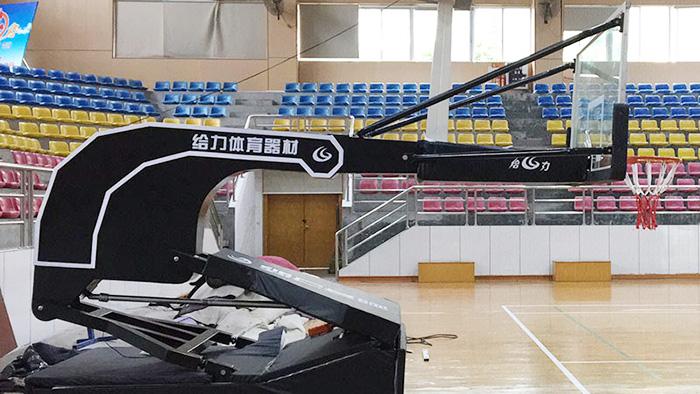 梅州移动篮球架价格参考给力篮球架厂家新鲜出炉多款报价