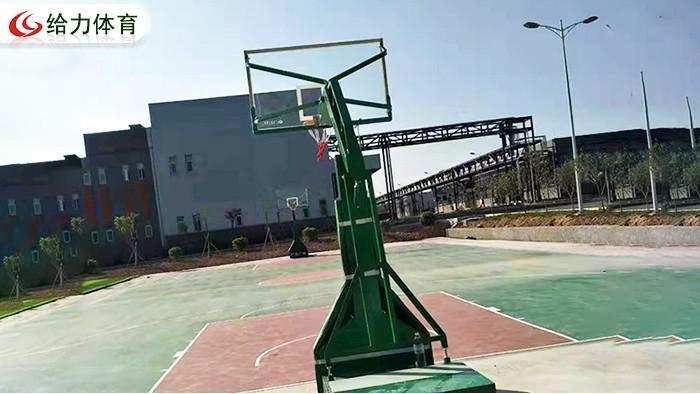 移动篮球架价格多少