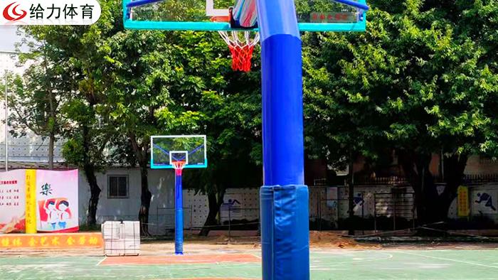 固定篮球架多少钱