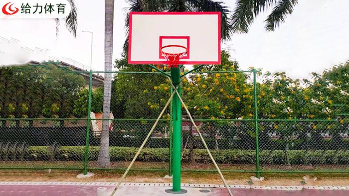 揭阳乡村固定篮球架