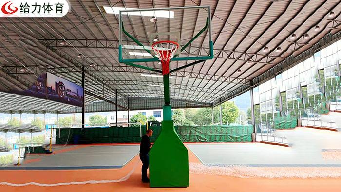 中山移动篮球架