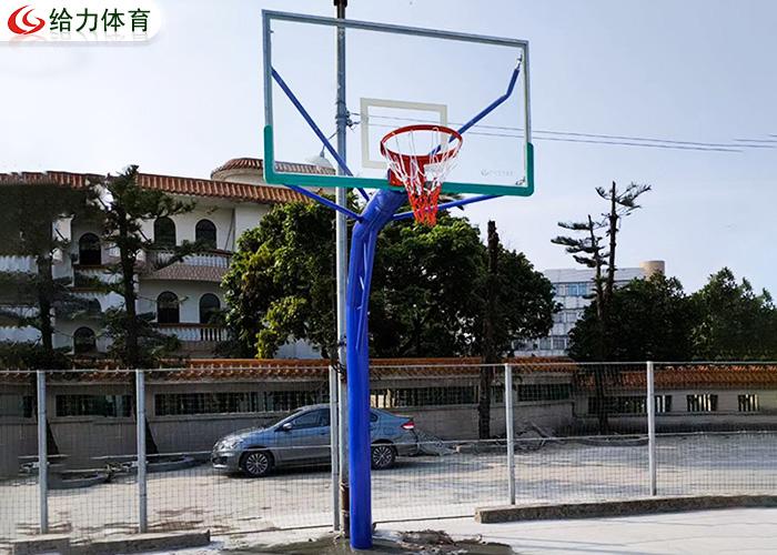 独柱篮球架价格