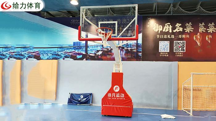海南移动篮球架