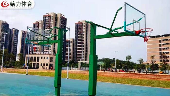 韶关学校篮球架