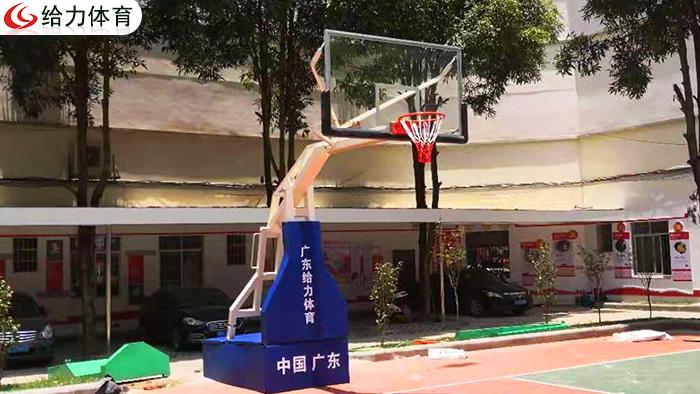 升降篮球架厂家