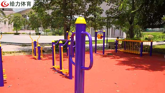 深圳公园健身器材