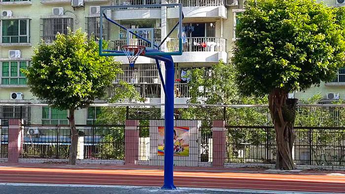 小区篮球架