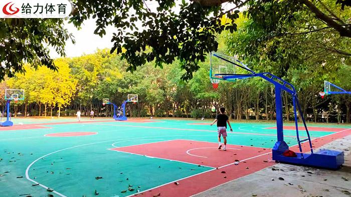 广州篮球架多少钱