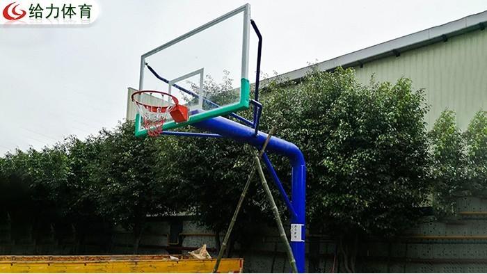 惠州固定篮球架厂家