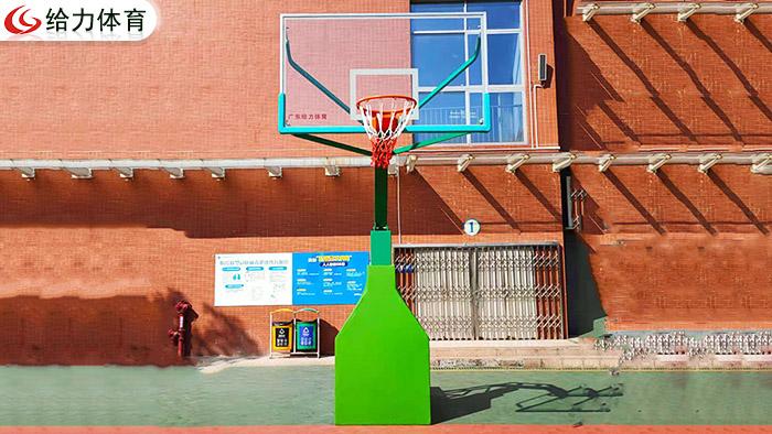 佛山移动篮球架