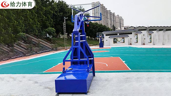 广州移动篮球架价钱