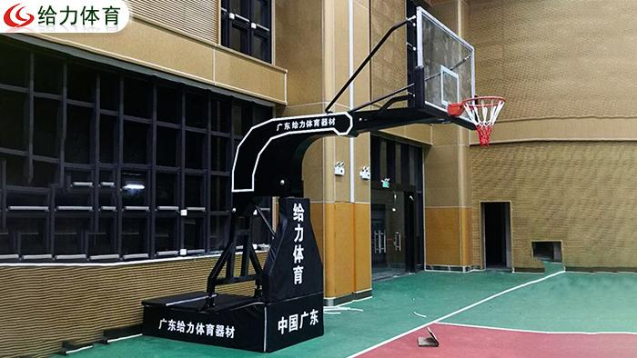 广州移动篮球架价格