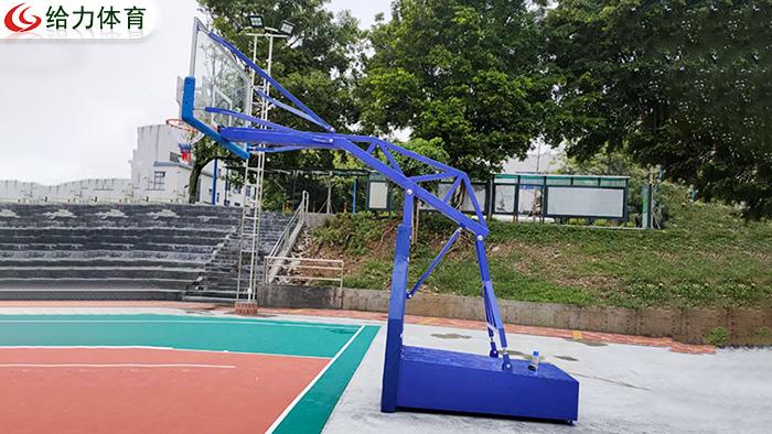 广州可移动篮球架