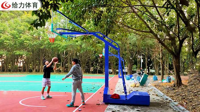 广州篮球架厂家