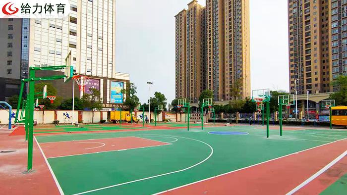 东莞固定篮球架价格