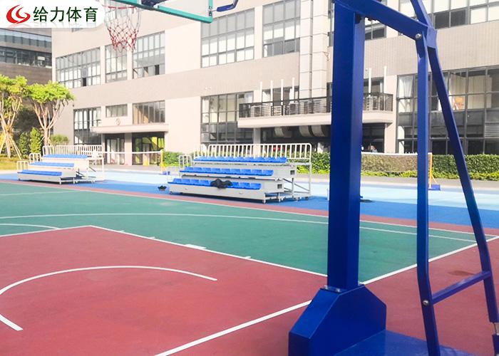 箱式篮球架