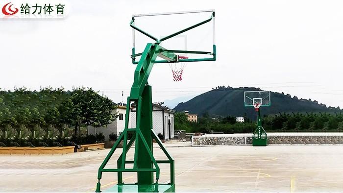 东莞移动篮球架价钱