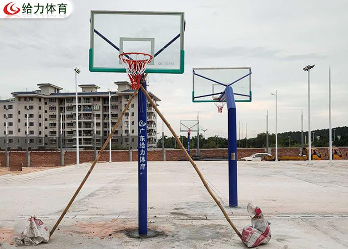 江西篮球架多少