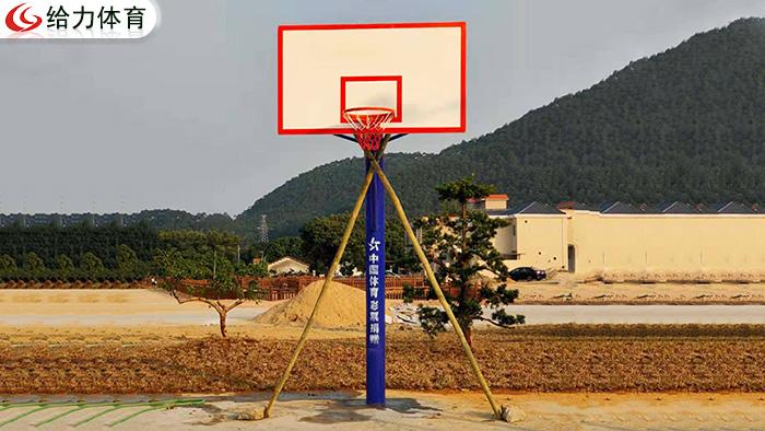 深圳固定篮球架