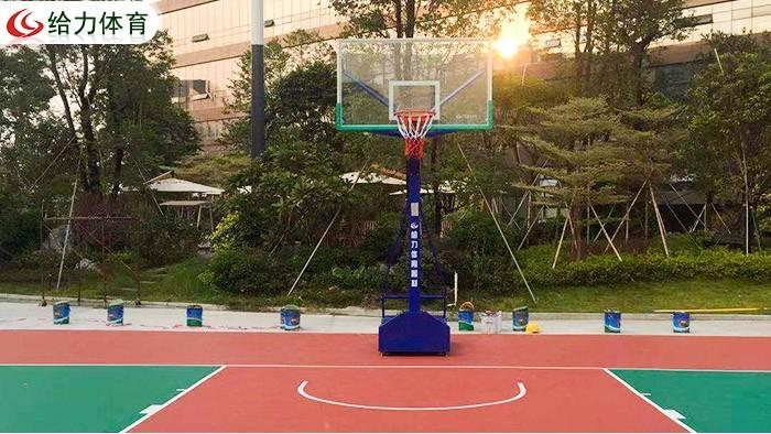 箱式篮球架多少钱