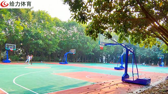 南宁篮球架厂家