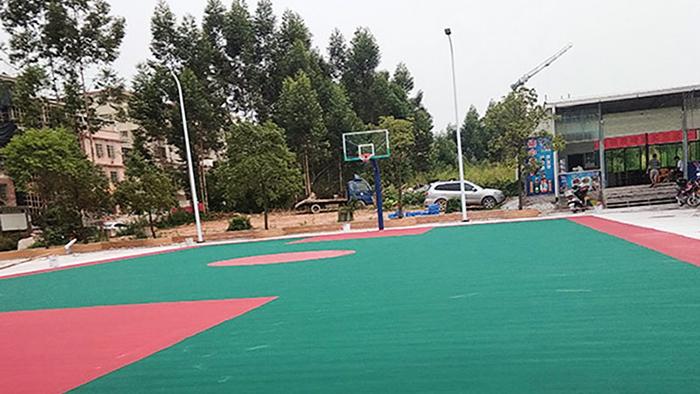 广西篮球架厂家