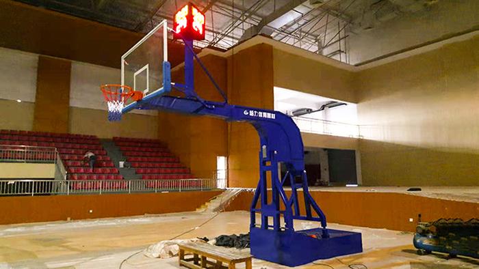 室外移动篮球架的保养,该怎么维护
