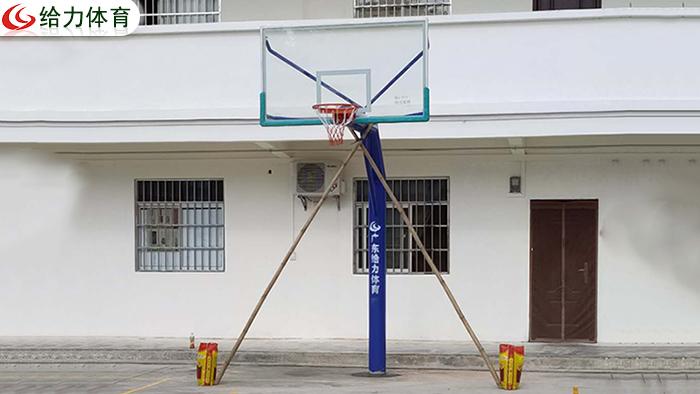 珠海固定篮球架价钱