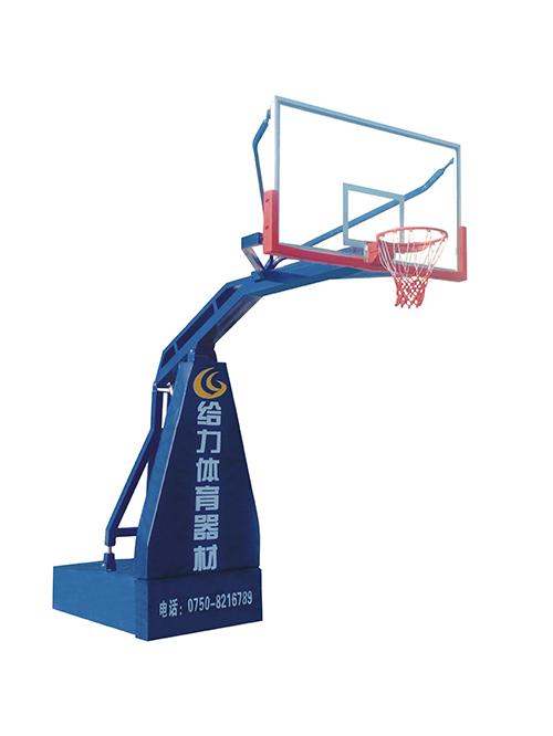 手动篮球架