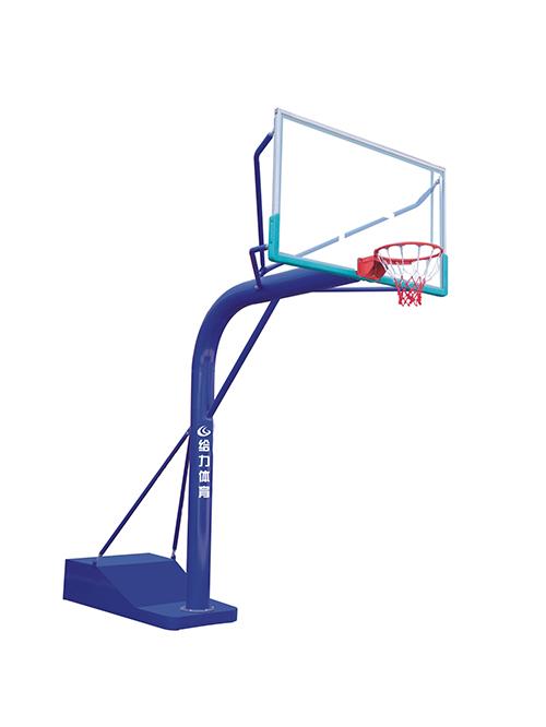 圆管移动篮球架