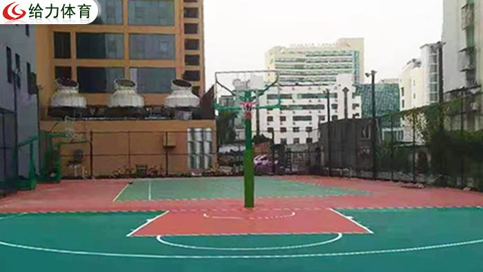 茂名篮球架厂家