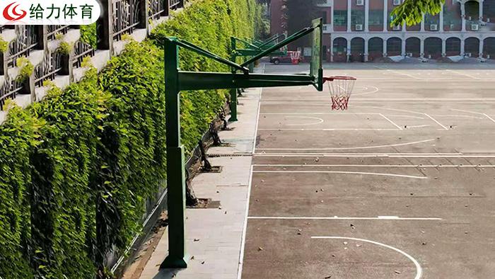 茂名户外篮球架价钱